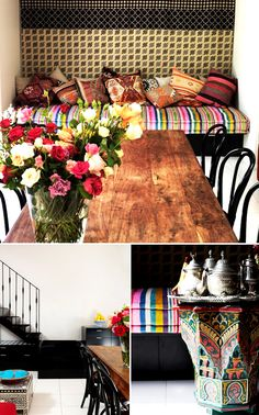 modern interior with ethnic influences | the style files