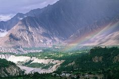 """Hunza. The kingdom had been continued until 1974. And it is said that Hunza is also home of """"Kaze no tani no naushika"""", """"Nausicaa of the Valley of  Wind""""."""