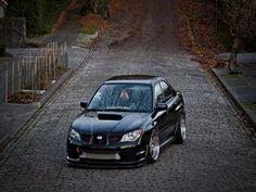 View Car Tuning Subaru HD Wallpaper