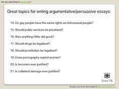 Good persuasive essay topics for middle school. Persuasive speech ...