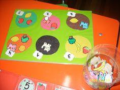 Mis recursos didácticos: Materiales didácticos Pre Kinder