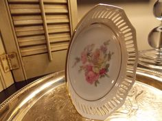 Vintage COLLECTIBLE CHINA BOWL by VintageCreativeAccen on Etsy, $10.00