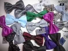 A la última, #novios con pajarita. En la amplia colección de Protocolo, modelos de fantasía y diseños de clásica elegancia en gris, blanco o negro. #boda #esmoquin