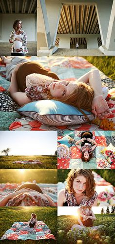 Beautiful maternity portraits by andrea.hanki, via Flickr