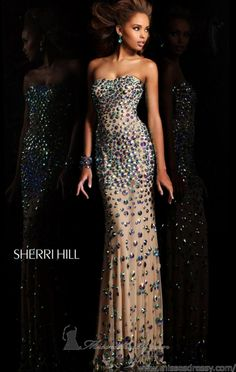 48 Sherri Hill Prom Dresses 2013 by lynnette
