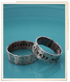 simple message ring