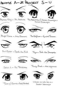 Eye Drawings More anime eyes! Yayz But this time, I decided to draw both female (top) and male (bottom) This was my first time drawing male eyes, but I think they turned out well Hope you like it - Realistic Eye Drawing, Body Drawing, Drawing Eyes, Manga Drawing, Drawing Hair, How To Draw Anime Eyes, Manga Eyes, Anime Drawings Sketches, Anime Sketch