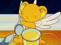 Cardcaptor Sakura, Tweety, Clamp, Cute, Cards, Anime, Fictional Characters, Food, Characters