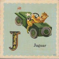 free printable vintage alphabet cards... @Virginia Kraljevic Kraljevic valdez for bebe number 2!?