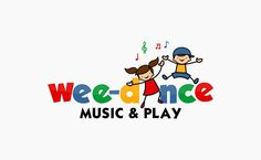 create a fun and playful logo for a children's creative dance franchise by whitebrown99
