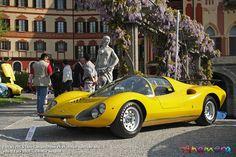 Ferrari 206 S Dino Competizione PF Prototipo Speciale s/n 034