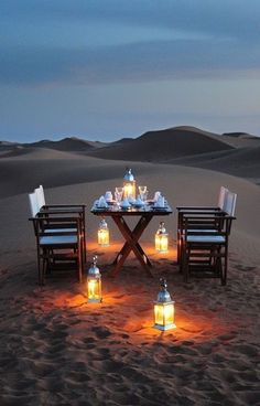 Not just luxury & boutique tours of Morocco. We craft unique Morocco travel experiences. So that Morocco will travel within you long after you returned home. Romantic Places, Romantic Dinners, Beautiful Places, Romantic Picnics, Romantic Ideas, Beach Dinner, Morocco Travel, Luxury Travel, Places To Go