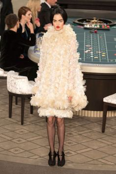 Chanel Couture Fall 2015. See all the best runway looks from Couture Week here.