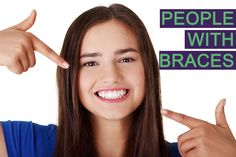 As you know, we give useful information about crooked teeth treatment, dental braces and teeth care. In this post, we can give some advices for people with braces. Crooked teeth  https://www.thecrookedteeth.com/people-with-braces/