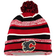 Compare prices on Calgary Flames Cuffed Knit Hats from top online fan gear retailers. Save money on Cuffed Knit Hats and caps. Johnny Gaudreau, Hockey Teams, Fan Gear, Calgary, Caps Hats, Nhl, Celtic, Headbands, Knitted Hats