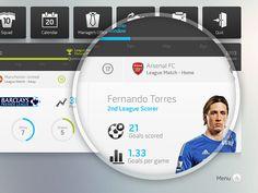 FIFA UX/UI Concept