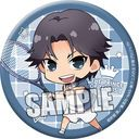""",New Prince of Tennis Can Badge """"Kenya Oshitari"""" Chibi Character Ver.,Collectible  listed at CDJapan! Get it delivered safely by SAL, EMS, FedEx and save with CDJapan Rewards!"""