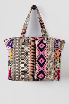 Cute beach tote