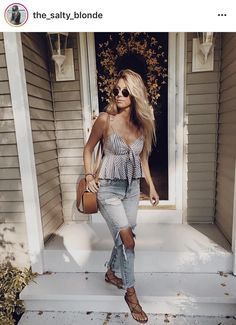 Cute outfits for teens summer fashion outfits 2019 Mode Outfits, Casual Outfits, Fashion Outfits, Womens Fashion, Fashion Trends, Trending Fashion, Trending Outfits, Woman Outfits, Fashion Hacks
