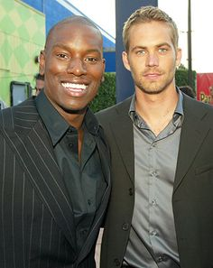 "Paul Walker Tribute in Furious 7 Is ""Beautiful,"" Says Tyrese Gibson"