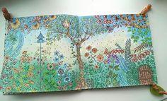 Продолжение.... #таинственныйсад  #джоаннабэсфорд на этот раз #белочки сбежались в сад 😊✔ #марафон_таинственный_сад 🏡 от @mini_tiffany 🎀 #марафон_таинственный_сад_неделя7 😊🌿🍃🌸🍂 #garden_zam  #раскраскадлявзрослых #антистрессраскраска #secretgarden  #arttherapymania #раскраска #арттерапия #johannabasford #coloringbook #boracolorirtop #jardimsecretinspire #jardimsecretlove #jardimsecretolovers #beautifulcoloring #coloring_secrets