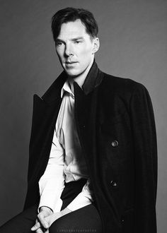 This man has completely ruined me. I will never love another as I do him. ;) Benedict Cumberbatch