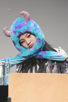 South Korean Girls, Korean Girl Groups, Kim Ye Won, G Friend, Kpop Girls, Captain Hat, Crochet Hats, Bias Wrecker, Cute