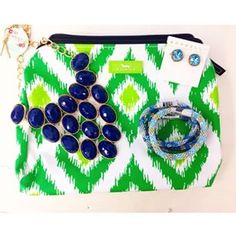 Adorable gift idea! The Packin' Heat makes for a perfect jewelry or makeup bag. Whimsicality located in Annapolis, MD.