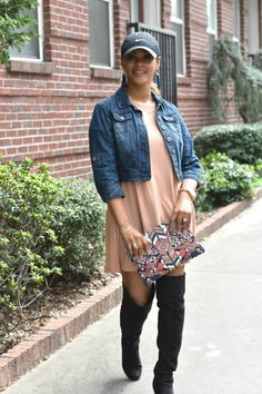 Spring Fashion Transition | Keeping Up With Candy