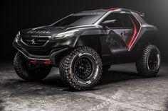Conheça o 2008 DKR, máquina de Carlos Sainz e Cyril Despres para a edição de 2015 do Rali Dakar.