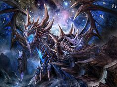 Dragon of Space and Time