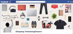 Showcase of Creative Facebook Timeline Cover   Part II