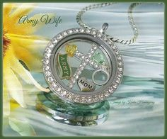 Army wife locket - we also have Navy, Marines, Air Force and US Coast Guard meredithdowns.origamiowl.com