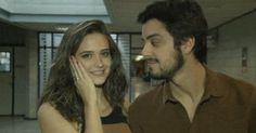 Juliana Paiva e Rodrigo Simas em gifs para guardar no coração