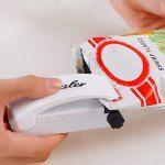 Mini Sealing Machine Practical Plastic Bag Sealer