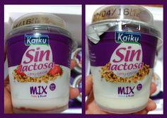"""Mis cosas y  mi mundo y yo: Probamos el nuevo """"Sin lactosa MIX"""" de Kaiku"""