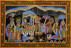 Radha Krishna on Horse Cart - Wall Hanging (Tikuli Painting on Hardboard) Tikuli Paintings from Bihar HAPPY PUTHANDU ! PHOTO GALLERY  | IMAGES.TAMIL.INDIANEXPRESS.COM  #EDUCRATSWEB 2020-04-13 images.tamil.indianexpress.com https://images.tamil.indianexpress.com/uploads/2020/04/b427-300x164.jpg