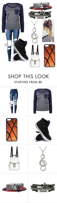 """""""Untitled #121"""" by kamyers182 ❤ liked on Polyvore featuring Full Tilt, CellPowerCases, Supra, rag & bone and Target"""