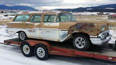 '58 Chevrolet Impala Brookwood Wagon