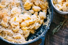Recipe: Skillet Mac and Cheese — Recipes from The Kitchn | The Kitchn