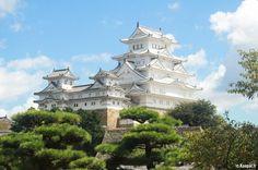 Himeji - Et son célèbre château féodal
