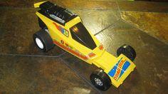 Vintage 1979 MATTEL POWER SHIFTERS w/box BLAZER & DRAGSTER quick change machine #Mattel #BlazerandDragster