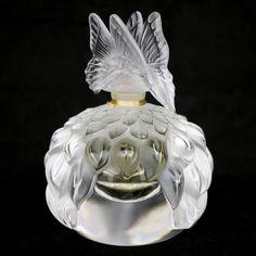 Art Nouveau, Art Deco, Antique Bottles, Vintage Perfume Bottles, Antique Glass, Lalique Perfume Bottle, Chanel Perfume, Fru Fru, Glass Art