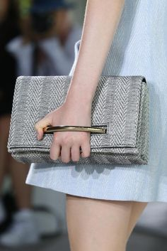 See all the Details photos from Hugo Boss Spring/Summer 2015 Ready-To-Wear now on British Vogue Hugo Boss, Pochette Photo, Fendi Mini Bag, Girl Fashion, Fashion Show, Spring Handbags, Top To Toe, Best Bags, Spring Summer 2015