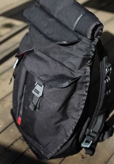 Pawn Rolltop Backpack by Chrome