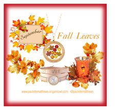 """""""Fall Leaves"""" by paulette-matthews on Polyvore"""