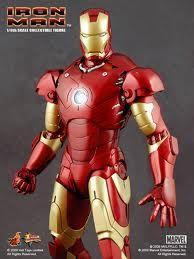 Hot Toys- Ironman