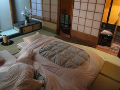 Japanese Futon, via Flickr.