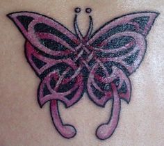 tattoos of all kinds | celtic butterfly tattoos are the main type of the tattoos which are ...