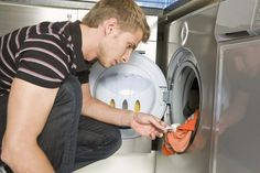 How to Clean Mold Off The Rubber Seal on A Front Load Washer
